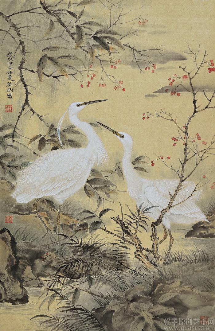 中国工笔画学会