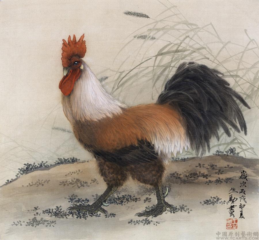 王申勇/王申勇 公鸡