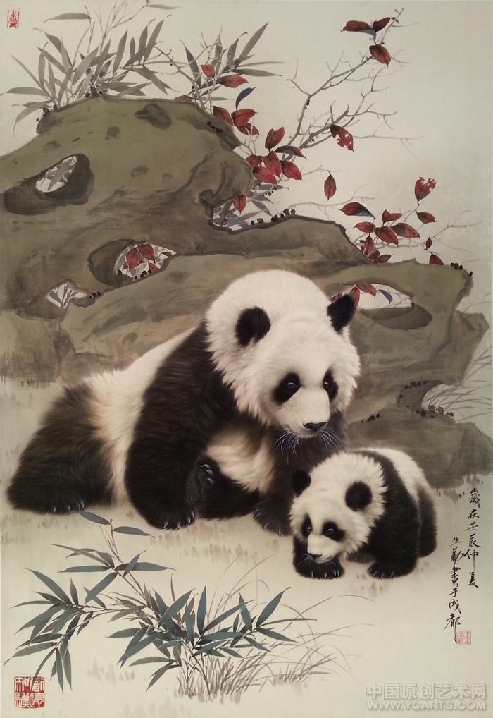 卡通熊猫图片大全大图_熊猫图片大全大图_熊猫图片大全大图可爱-3g魔