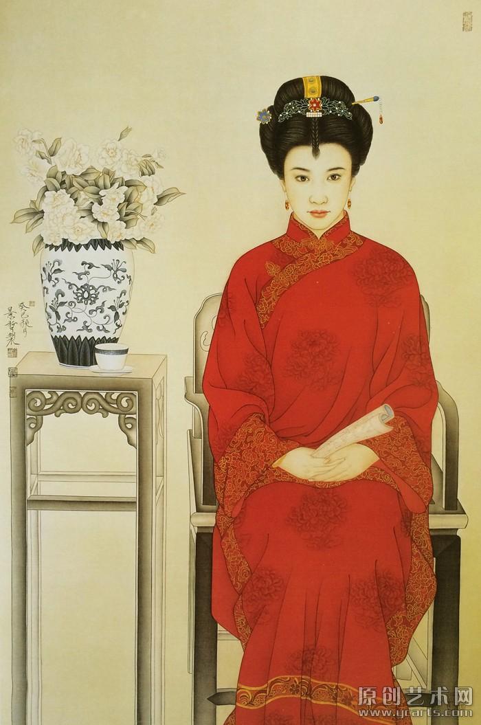 中国红系列·书香