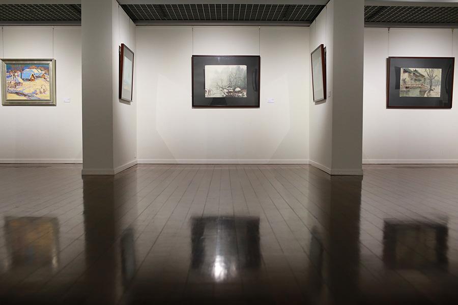 深圳美术馆展厅-b展厅