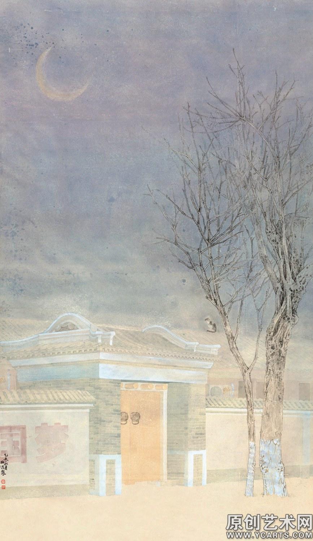 郑路迅《中国梦》--首届中国工笔画省际联盟优秀作品