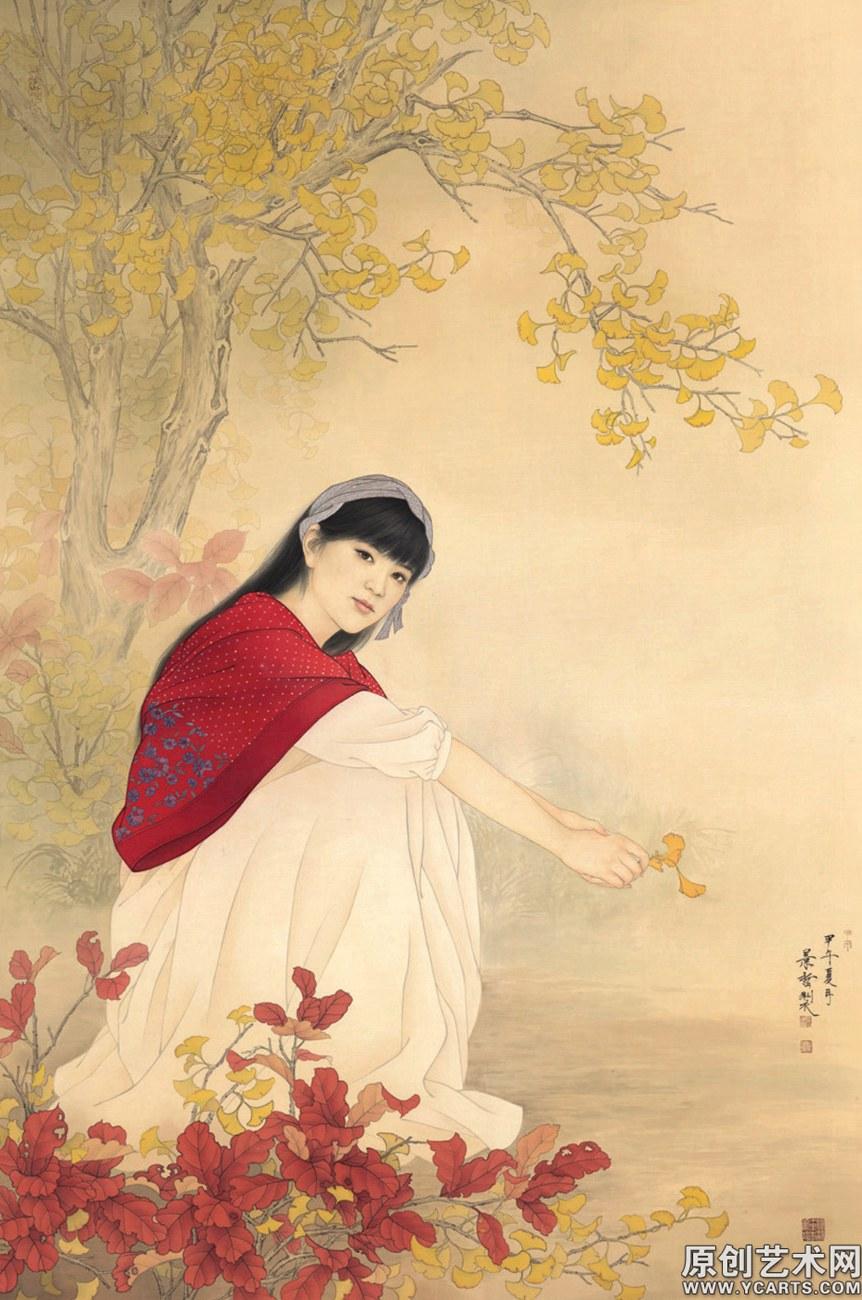 现为中国美术家协会会员,中国工笔画学会理事,中国青年美术家协会理事